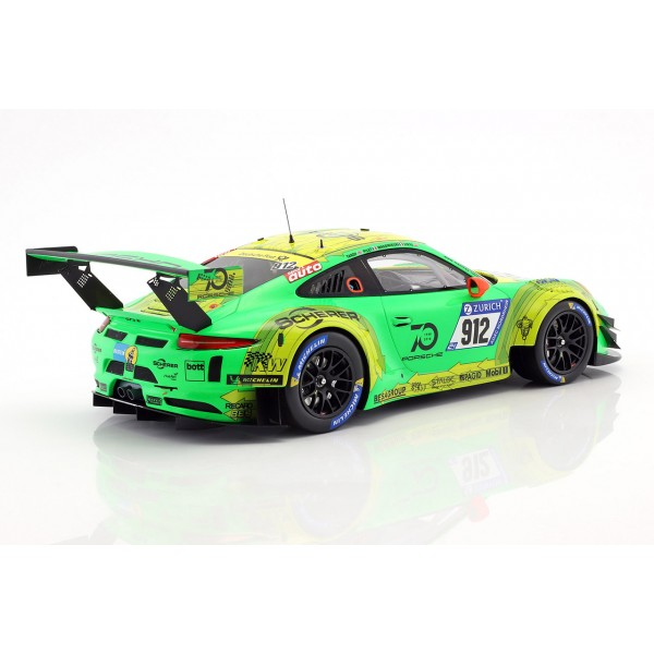 manthey racing porsche 911 991 gt3 r 912 winner 24h. Black Bedroom Furniture Sets. Home Design Ideas