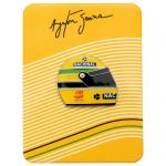 Ayrton Senna Значок Шлем 1990