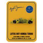 Ayrton Senna Значок Монако 1-ая победа 1987