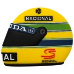 Ayrton Senna Магнит Шлем