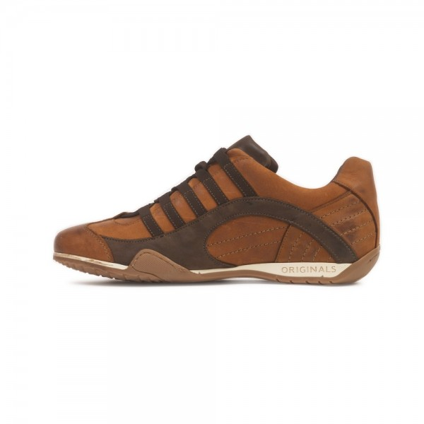 Gulf GPO Sneaker Cognac