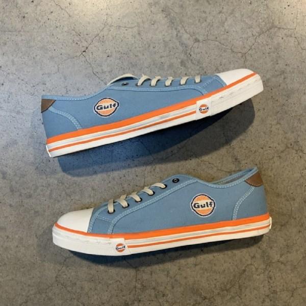 Gulf Canvas Sneaker Men gulf bleu