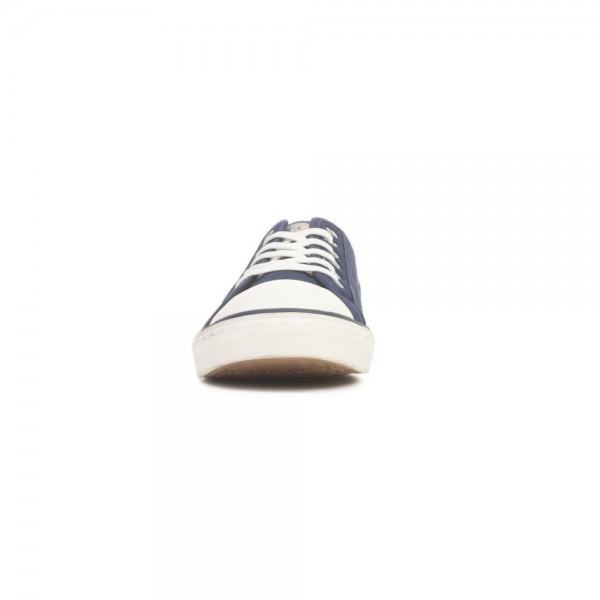 Gulf Canvas Zapatillas de Hombre azul marino