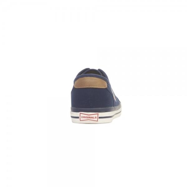 Gulf Canvas Sneaker Men navy blue