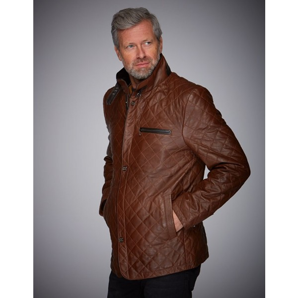 Gulf Sento Jacket cognac