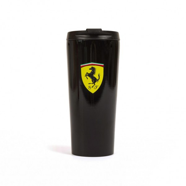 Scuderia Ferrari Thermal Mug black