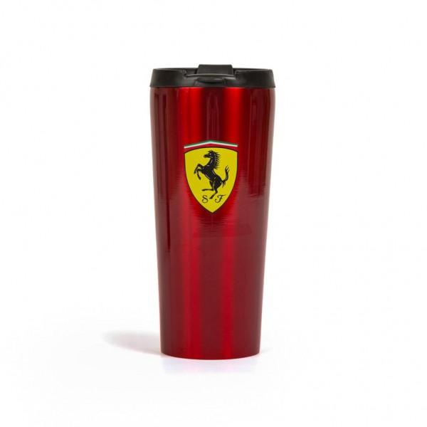 Scuderia Ferrari Mug thermique rouge