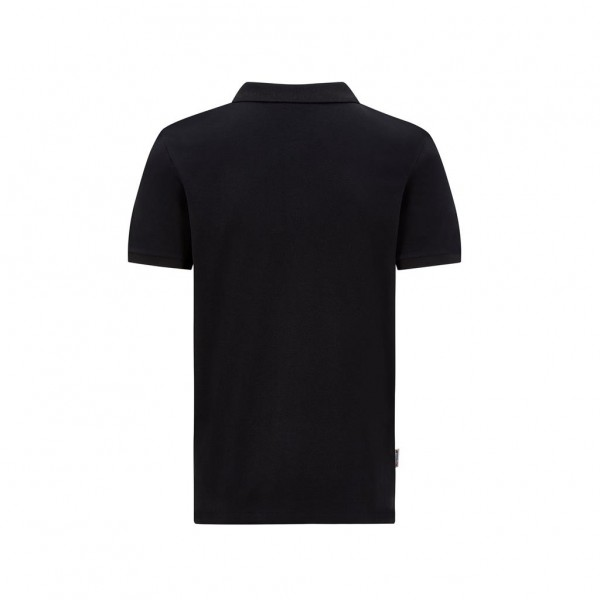 Scuderia Ferrari Classic Poloshirt black