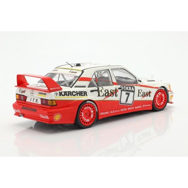 Mercedes-Benz 190E 2,5-16 Evo II #7 DTM 1991 Kurt Thiim 1/18