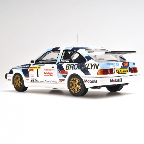 Ayrton Senna Ford Sierra RS Cosworth #1 Rallye Test Car 1986 1/43