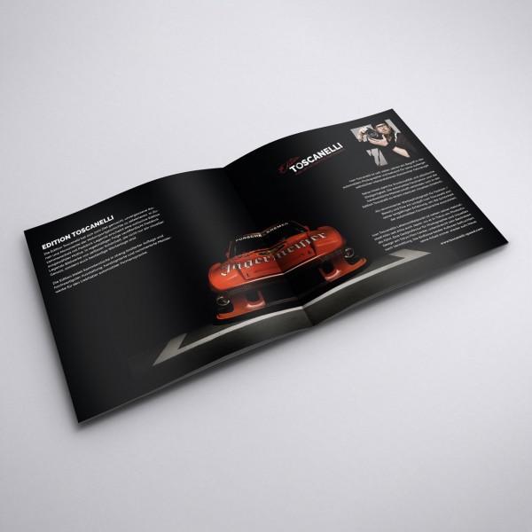 Porsche Kremer Art Print - Porsche 935 K2 Vaillant - Side