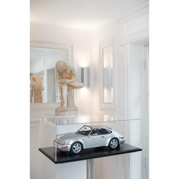 Porsche 911 (964) 30 years 911 - 1993 - Polar Silver Metallic 1/8