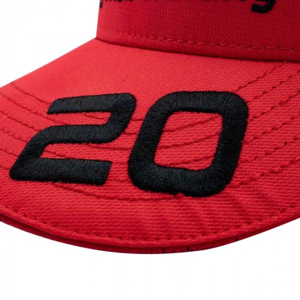 Mick Schumacher Casquette 2020 rouge