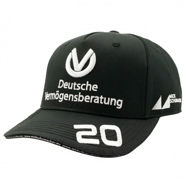 Mick Schumacher Cap 2020 black