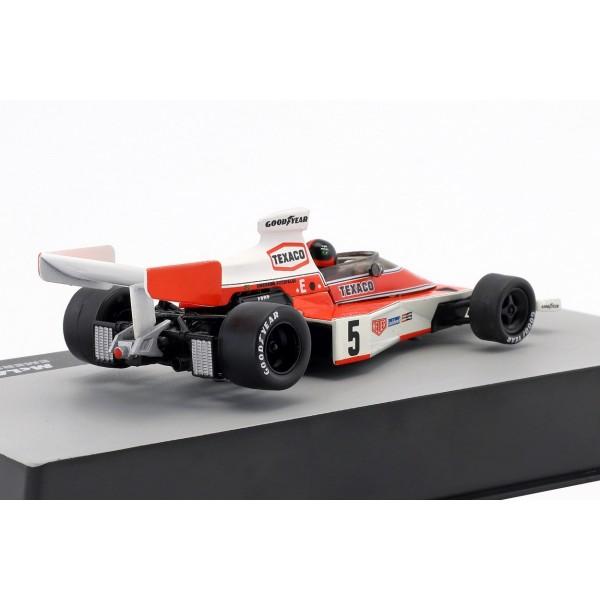 Emerson Fittipaldi McLaren M23 #5 World Champion Formula 1 Spain GP 1974 1/43