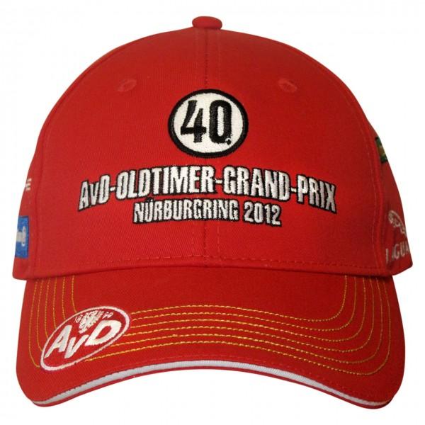 AvD Sponsors Cap 2012