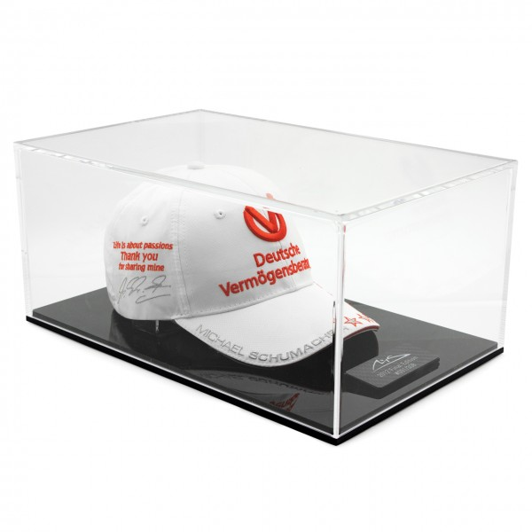 Michael Schumacher Personal Cap Brazil GP 2012 Final Edition