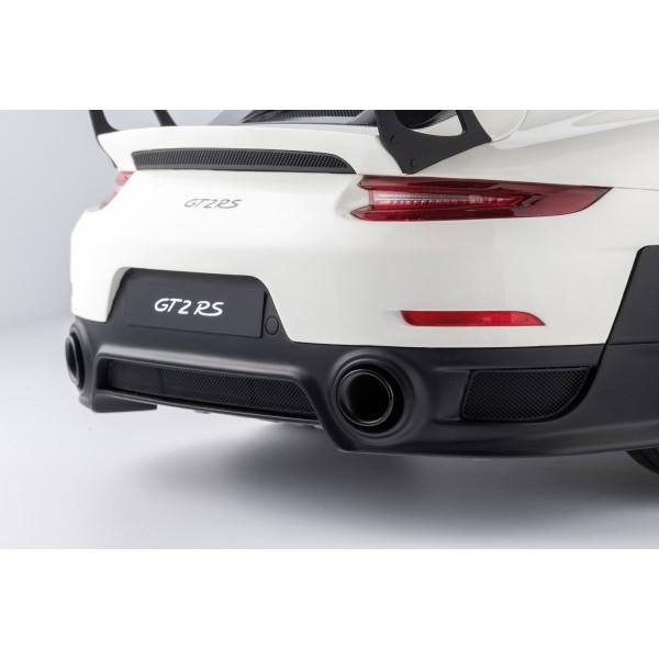 Porsche 911 (991.2) GT2 RS - 2018 - white 1/8
