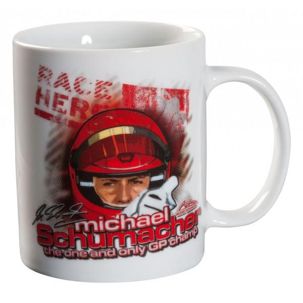 Michael Schumacher Tasse