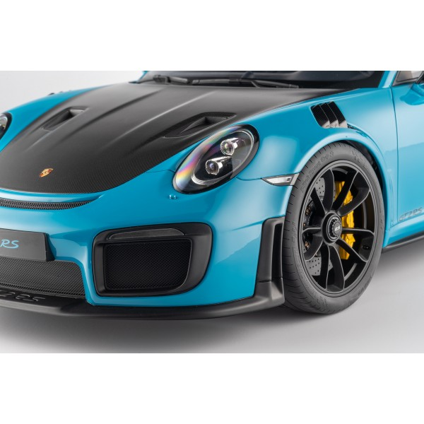 Porsche 911 (991.2) GT2 RS - 2018 - Miami blue 1/8