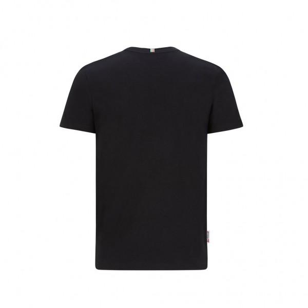 Scuderia Ferrari Camiseta Classic negra