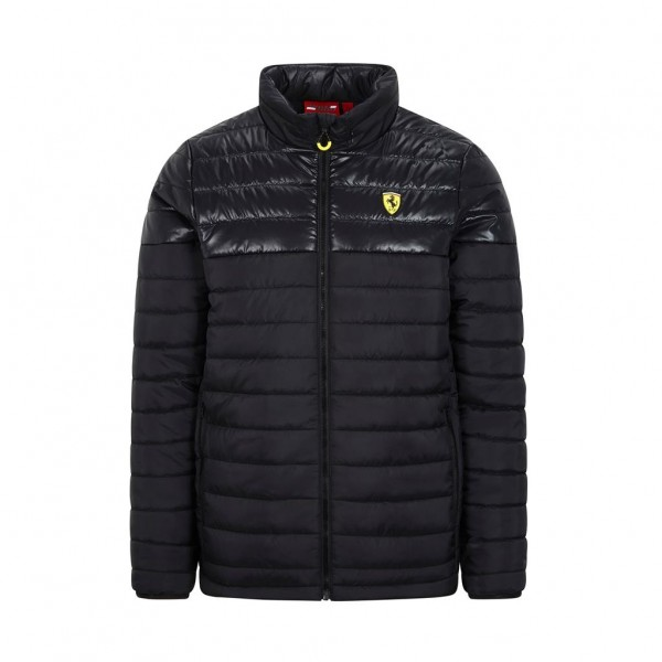 Scuderia Ferrari Padded Jacket black