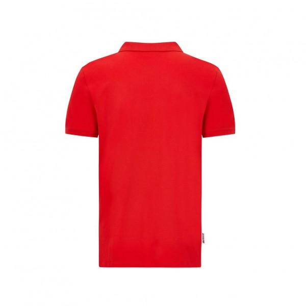 Scuderia Ferrari Classic Poloshirt rot