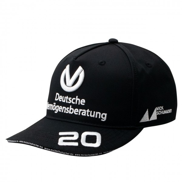 Cappello Mick Schumacher 2020 nero