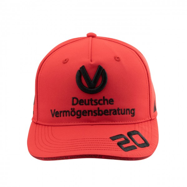 Mick Schumacher Cap 2020 red