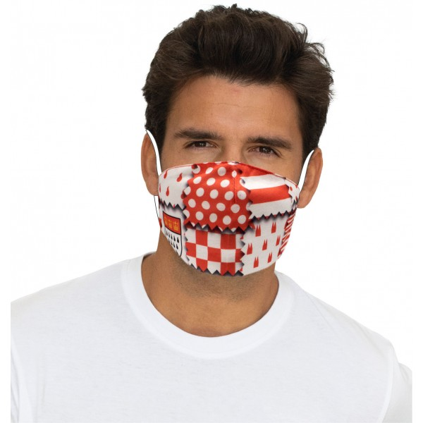 Mund-Nasen Maske Lappen