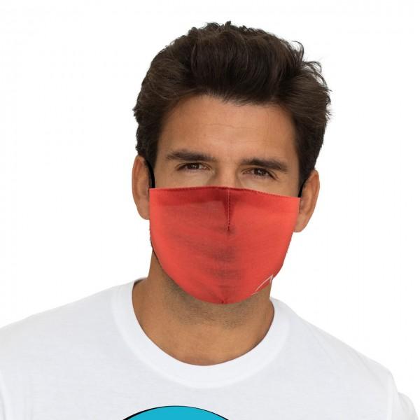 Máscara de boca y nariz de Michael Schumacher