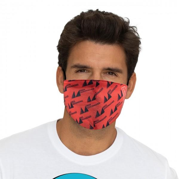 Máscara de boca y nariz de Mick Schumacher