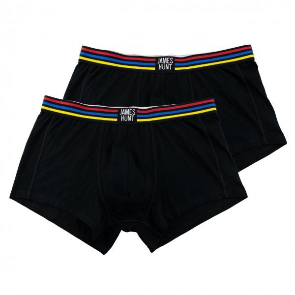 James Hunt Boxer shorts Helmet Double Pack