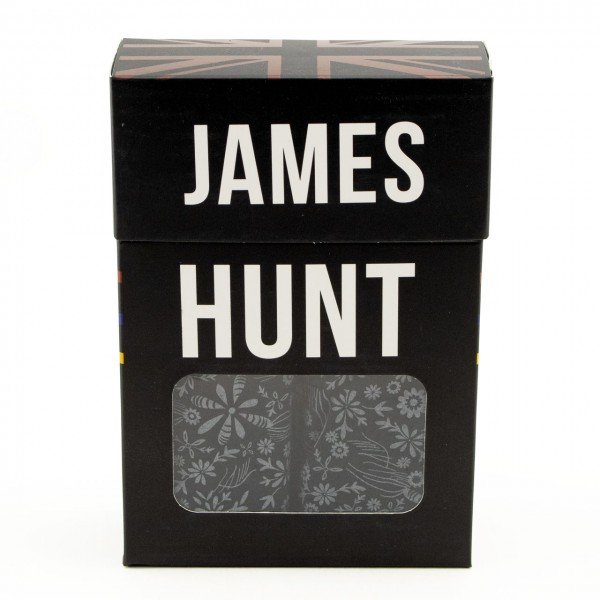 James Hunt Boxer shorts Seventies Double Pack
