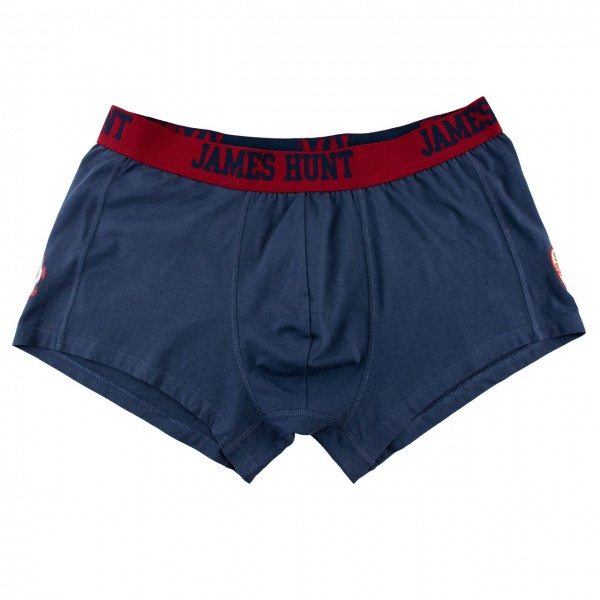 James Hunt Boxer shorts Seventies + 76 Double Pack
