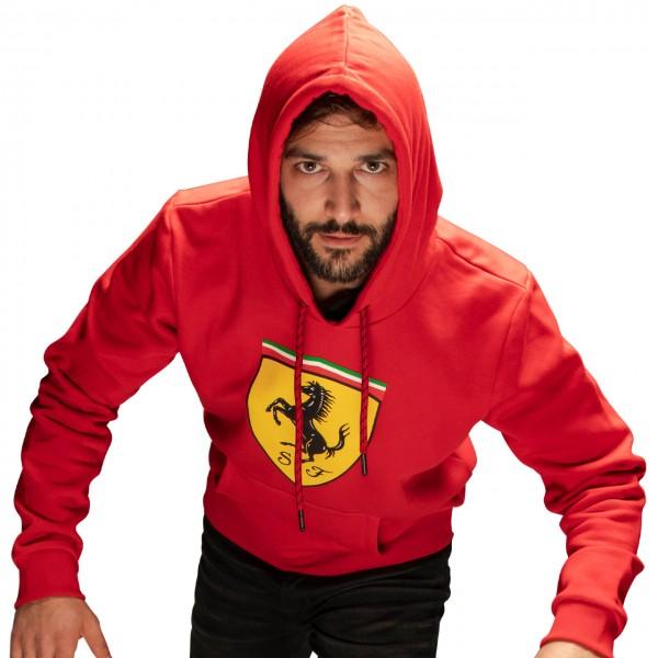 Scuderia Ferrari Felpa con cappuccio