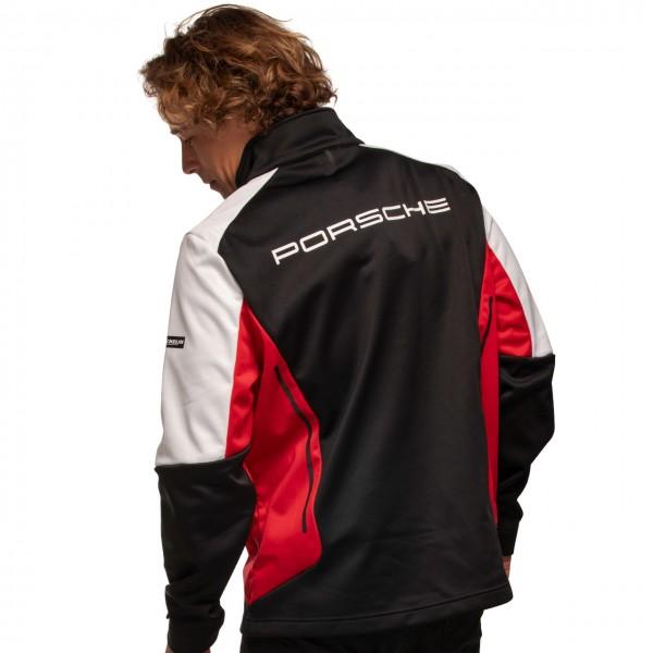 Porsche Motorsport Softshell Jacket black