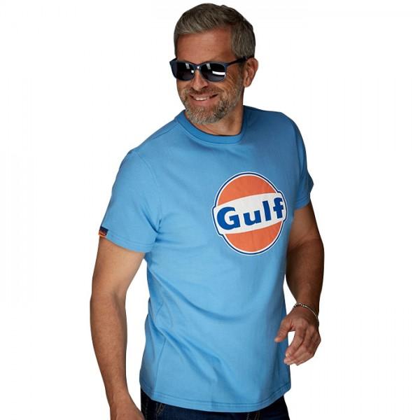 Gulf T-Shirt Dry-T cobalt blau