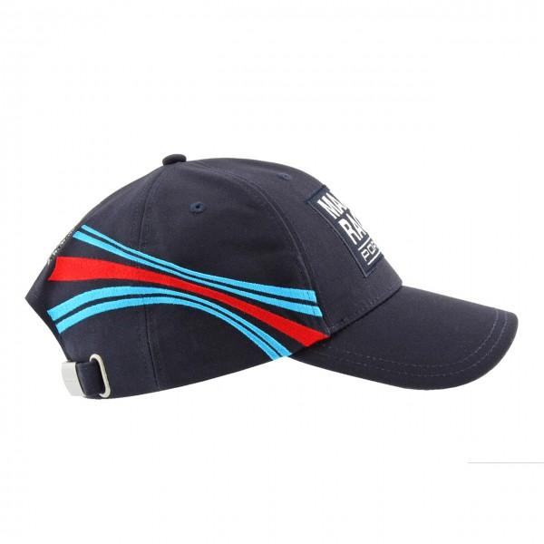 Porsche Baseball-Cap Martini Racing #21 dark blue