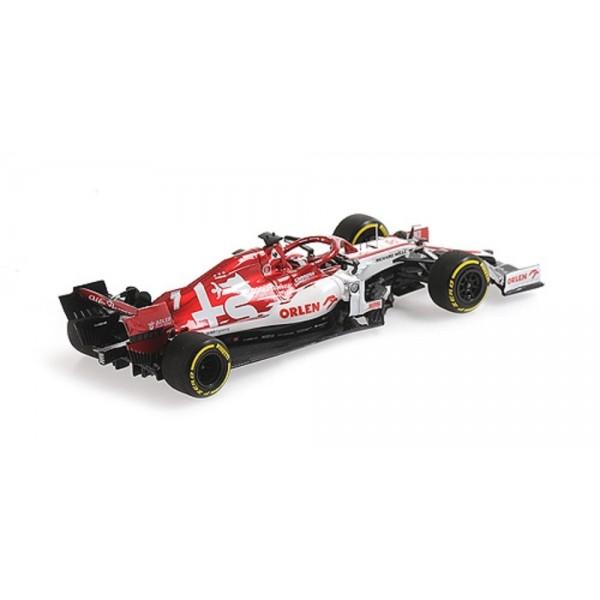Alfa Romeo Racing F1 C39 - Kimi Räikkönen - Styrian GP 2020 1/43