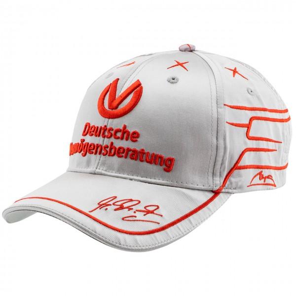 Gorra de piloto DVAG Michael Schumacher 2011