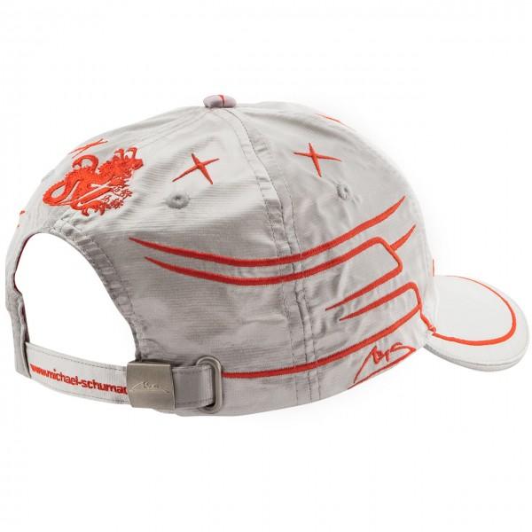 Cappello pilota Michael Schumacher DVAG 2011