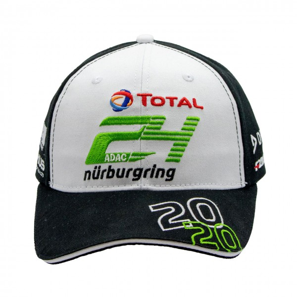 24h-Race Cap Fan 2020 white
