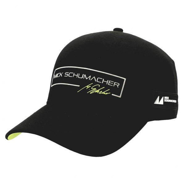 Mick Schumacher Cap Series 1 black