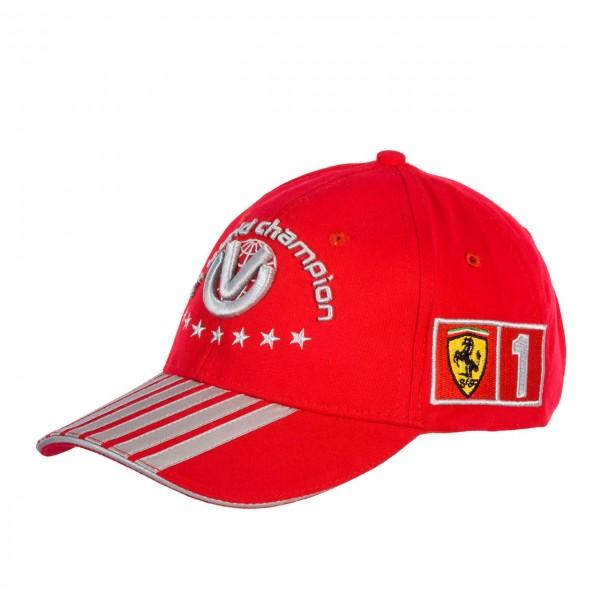 Michael Schumacher 7 fois Champion du Monde Casquette Enfants 2004