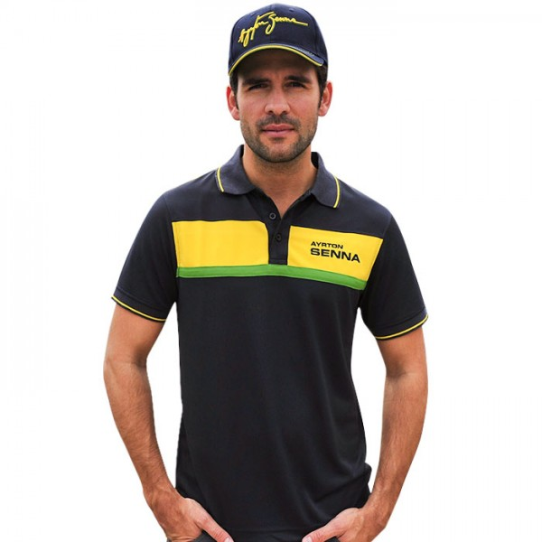 Polo Racing Ayrton Senna