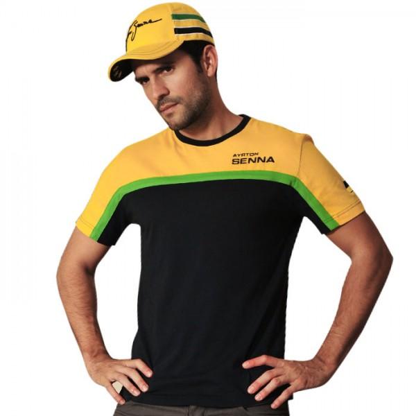 Camiseta Racing Ayrton Senna