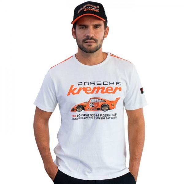 Kremer Racing T-Shirt Porsche 935 K4 White