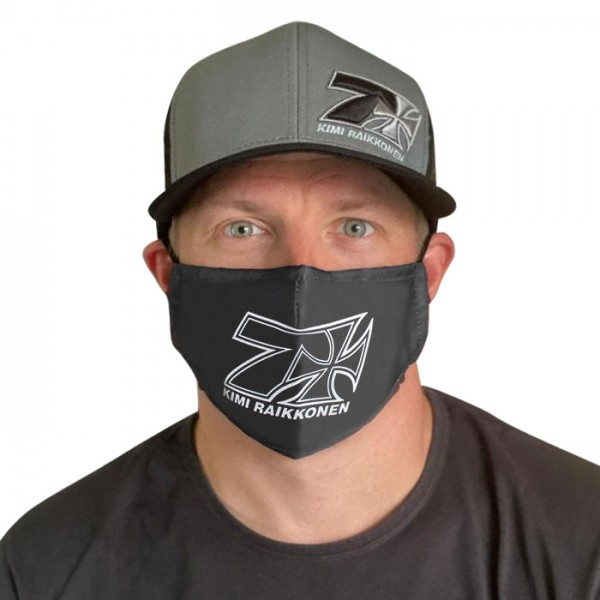 Kimi Räikkönen Double Layer Mask Cross Seven I