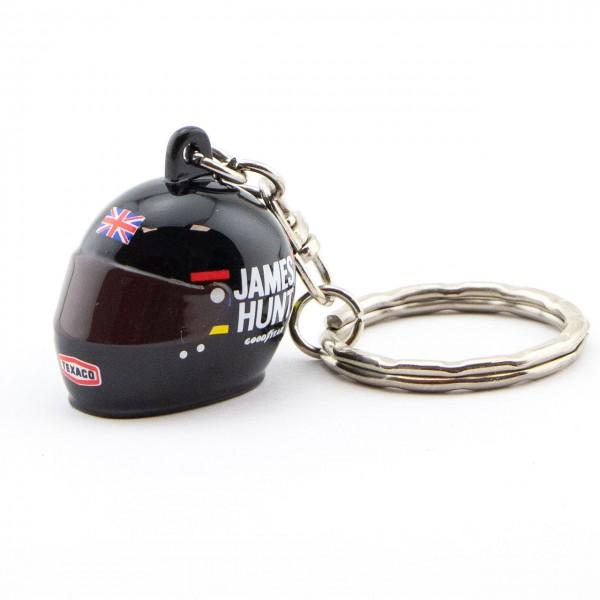 James Hunt Keyring 3D Helmet 1976